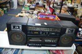 Panasonic Portable Ghetto Blaster RXCS700