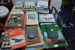 Maps and Books; Local History, Aircraft and Milita