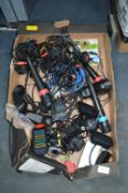 Games Controllers, Cables, etc.
