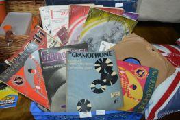 Vintage 78rpm Records and Gramophone & Rhythm Musi