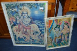Two Indian Prints