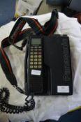 Vintage Panasonic Mobile Telephone