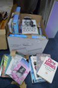 Assorted Books, Hardback Novels, etc.
