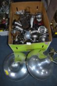 Metalware, Stainless Steel Kitchen Items and Alumi