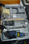 Power Craft Mini Drill with Accessories