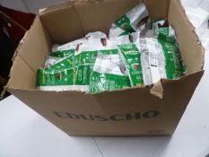 * ground coffee sachets x box