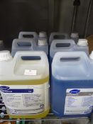 * Rinse Aid 5L x 5, Machine Dishwash 5l x 1