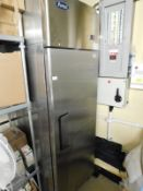 * Atosa S/S upright freezer on castors 600w x 700d x 1950h