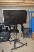 *Samsung UE49K6600AK TV with Stand