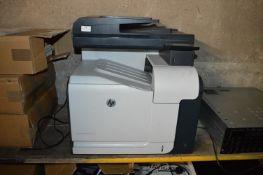 *HP Laserjet Pro 500 Colour MFP Printer