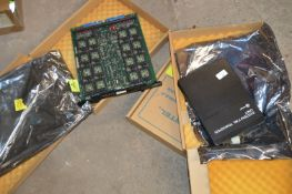 *Mitel System Fail Transfer Unit and Two Circuit Boards