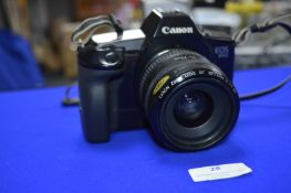 Canon EOS650 SLR Camera with Canon Zoom Lens EF 35-70mm 1:3.5-4.5
