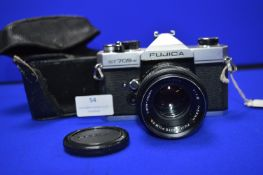 Fujica ST705W SLR Camera with Jujinon 1:1.8 55mm Lens