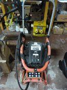 Homelite 152 Bar Pressure Washer