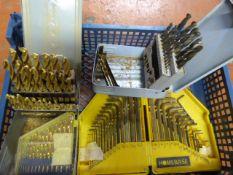 Drill Bit Sets and Alan Keys