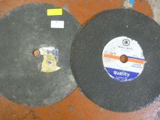 Two Dronco Metal Grinding Discs