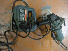 Bosch Angle Grinder and Jig Saw
