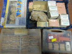 Dowling Sets and a Quantity of Assorted Dowels
