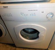 A Hotpoint Aquarius TL61 tumble dryer, 88cm high, 58cm wide, 50cm deep.