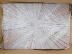 A Canora Grey 'Shimmering Light 1' print on wrapped canvas, RRP £38.99.
