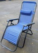 One Outdoor Living folding camping chair.