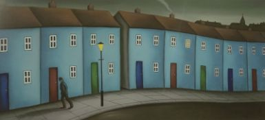 Paul Horton (b.1958). In My Hour of Need, artist signed print, limited edition 172 of 450, 36cm x