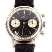 A Breitling gentleman's stainless steel Top Time 'Thunderball' chronograph wristwatch, with