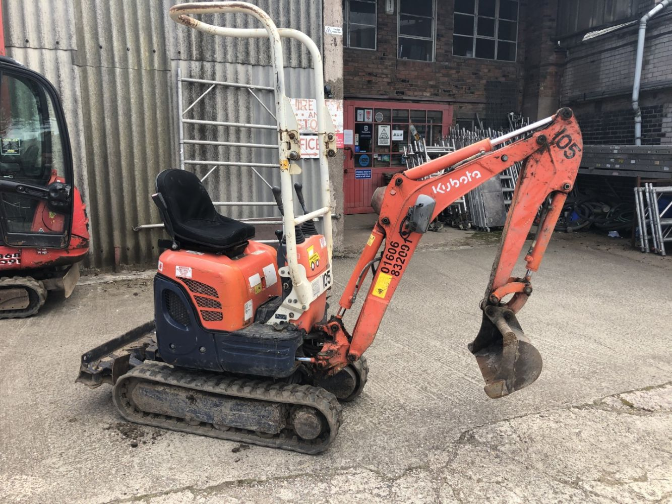 Winsford Plant Hire Limited - In Liquidation.