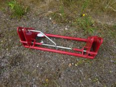 FRONT CARRIAGE FOR MX CHILTON QUICKIE HITCH