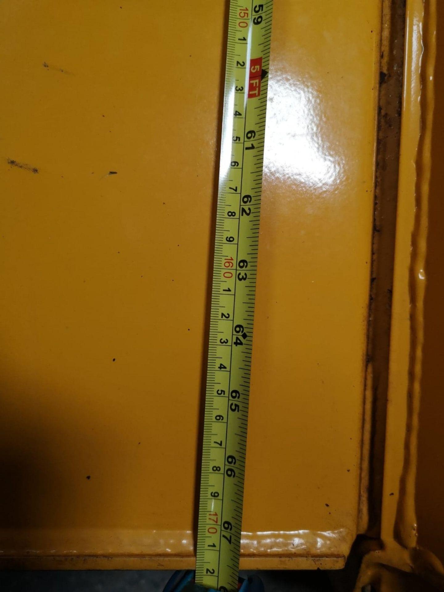 Lot 221 - McCONNEL 1.5M HYREACH SUPERIOR 550 HEDGECUTTER C/W JOYSTICK CONTROL