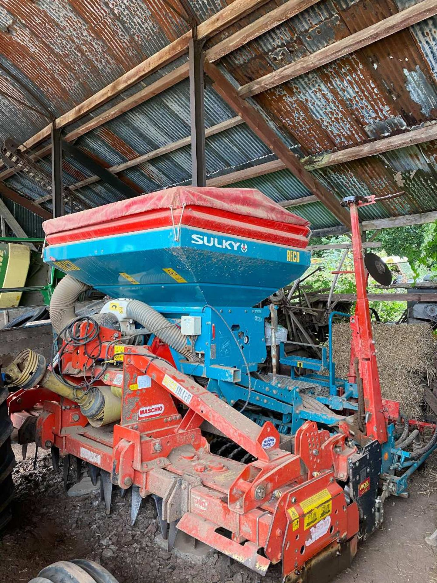 Lot 269 - SULKY 3M AIRDRILL 2007