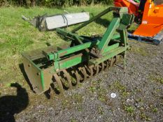 1.5M FRONT MOUNTED FURROW PRESS