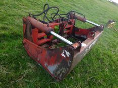 REDROCK SILAGE CUTTER TO FIT A MANITOU