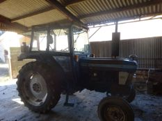 FORD 6610 2 WD TRACTOR REG NO B135 FAW FIRST REG 01/10/84 RECONDITIONED ENGINE , NEW CLUTCH AND