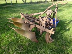 RANSOME TS59 3F CONVENTIONAL PLOUGH