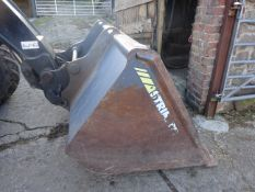 STRIMECH GRAIN BUCKET TO FIT A MANITOU