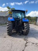 NEW HOLLAND TRACTOR T6010 4WD