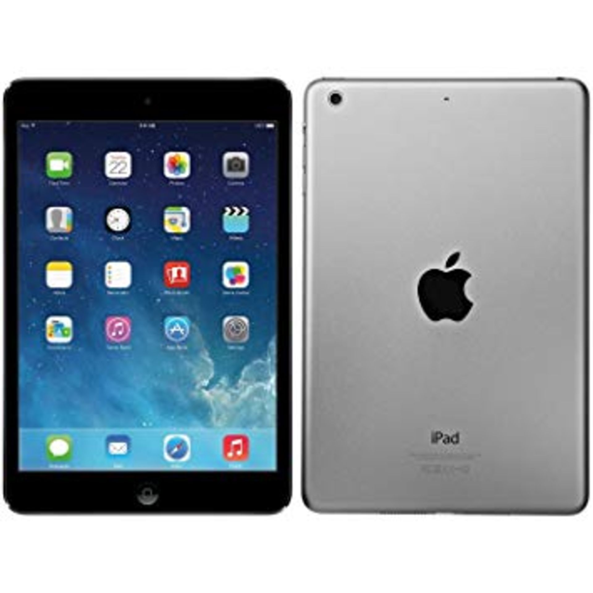 Lot 60011 - V Grade A Apple iPad Air 1 - 32GB With Wi-Fi & 4G - Item Is Available Approx 7 Working Days After