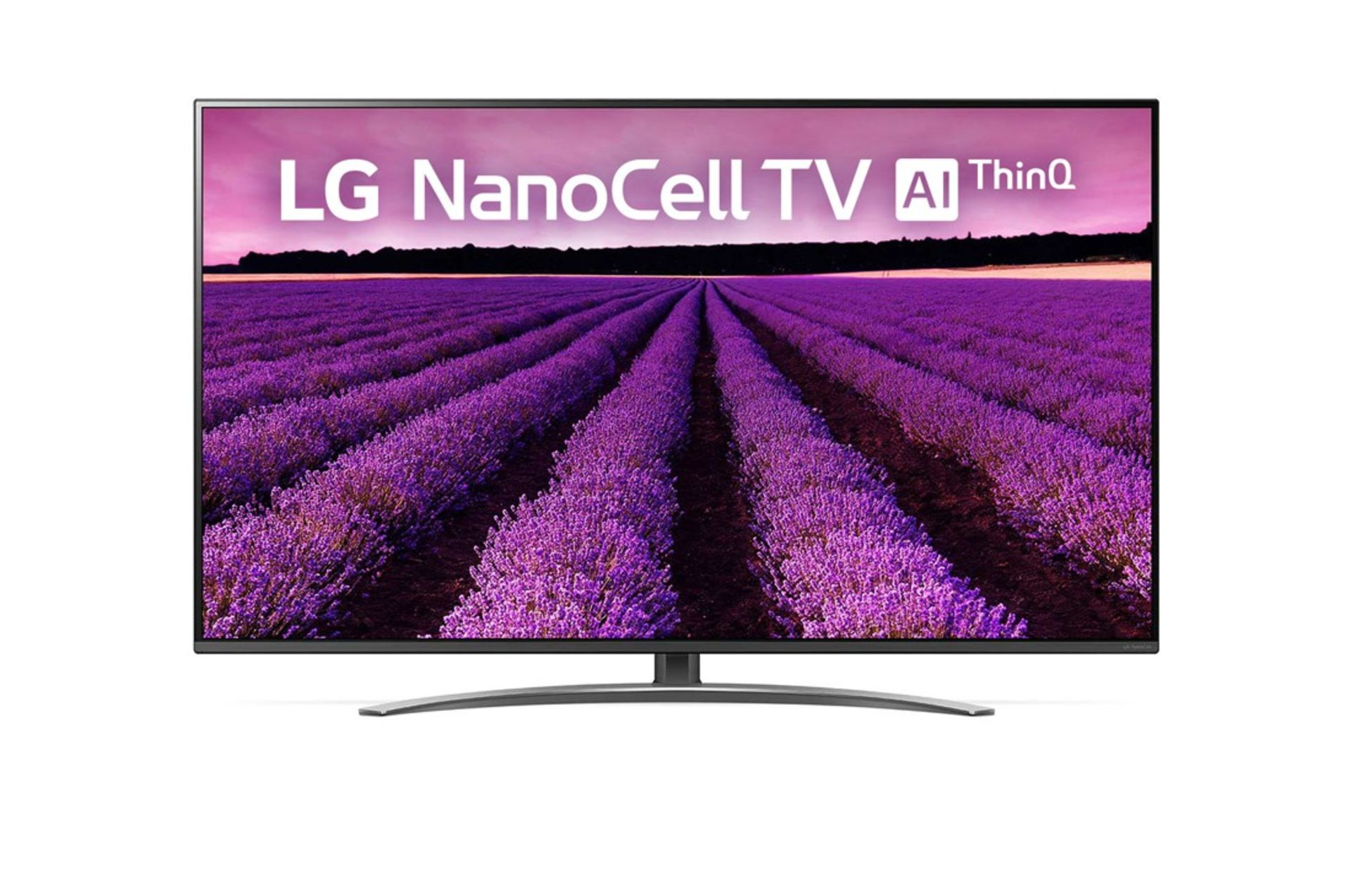Lot 16024 - V Grade A LG 55 Inch ACTIVE HDR 4K SUPER ULTRA HD NANO LED SMART TV WITH FREEVIEW HD & WEBOS &