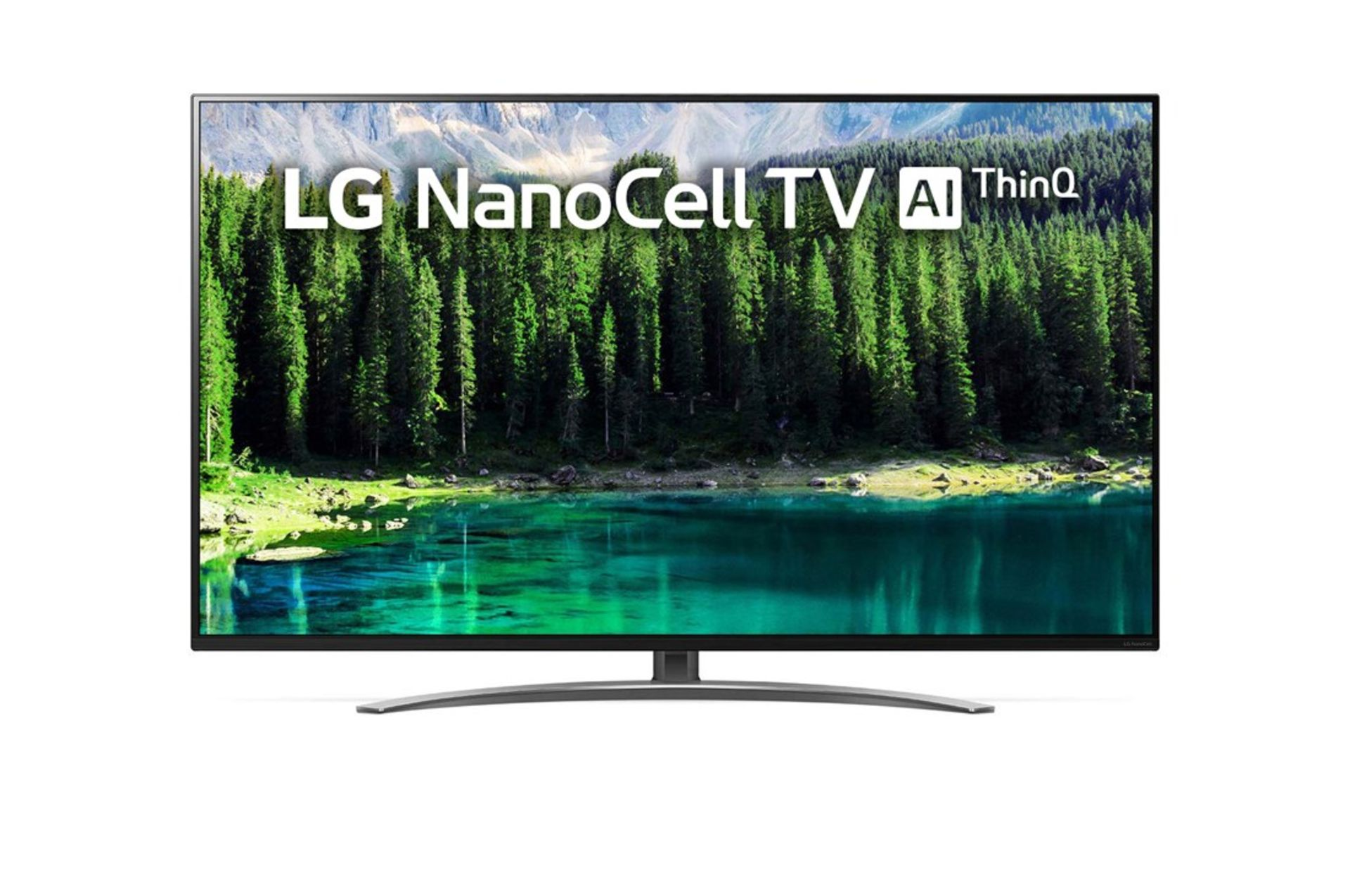 Lot 16041 - V Grade A LG 65 Inch ACTIVE HDR 4K SUPER ULTRA HD NANO LED SMART TV WITH FREEVIEW HD & WEBOS &
