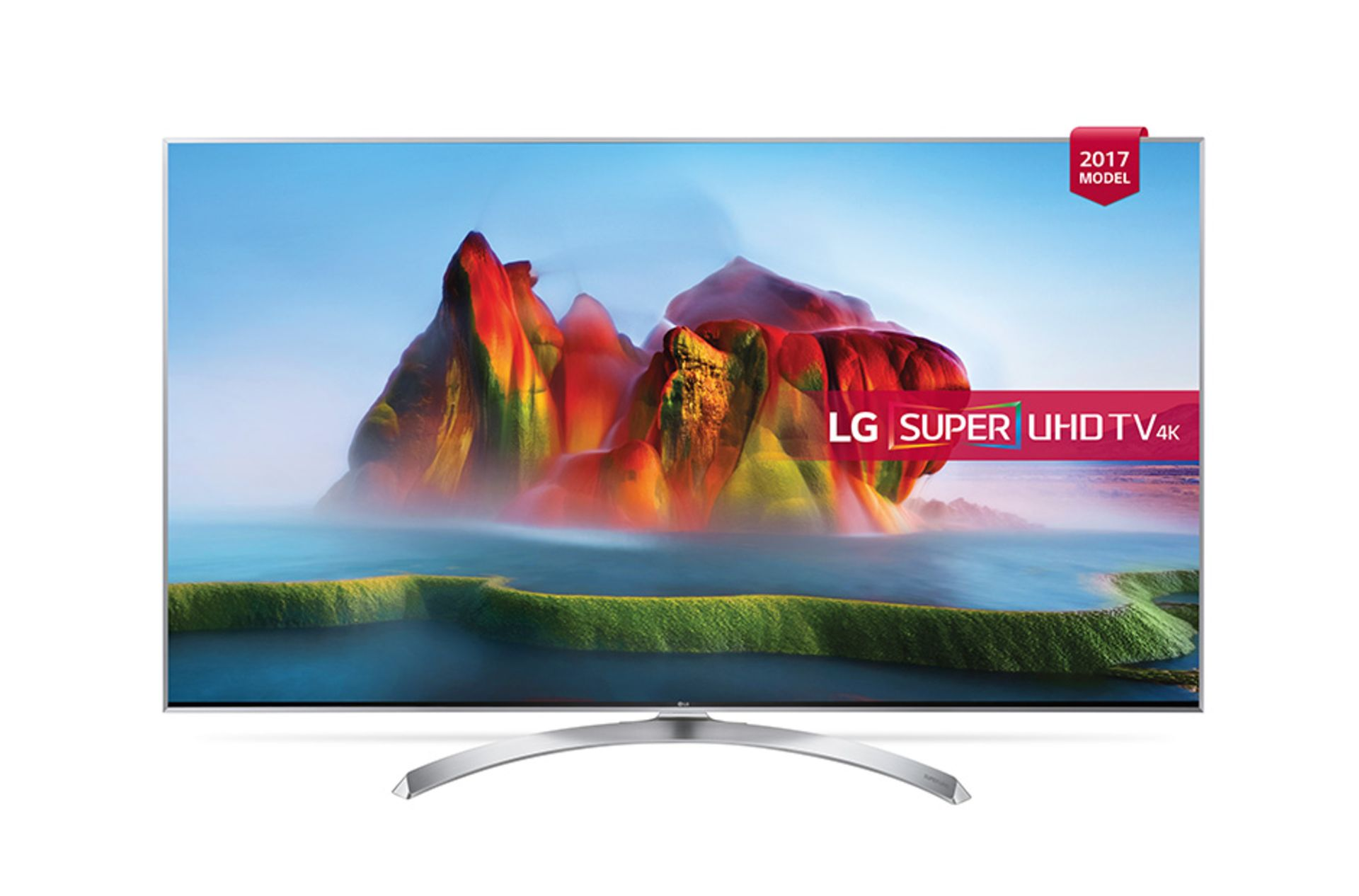 Lot 16031 - V Grade A LG 55 Inch ACTIVE HDR 4K SUPER ULTRA HD LED NANO CELL SMART TV WITH FREEVIEW HD & WEBOS