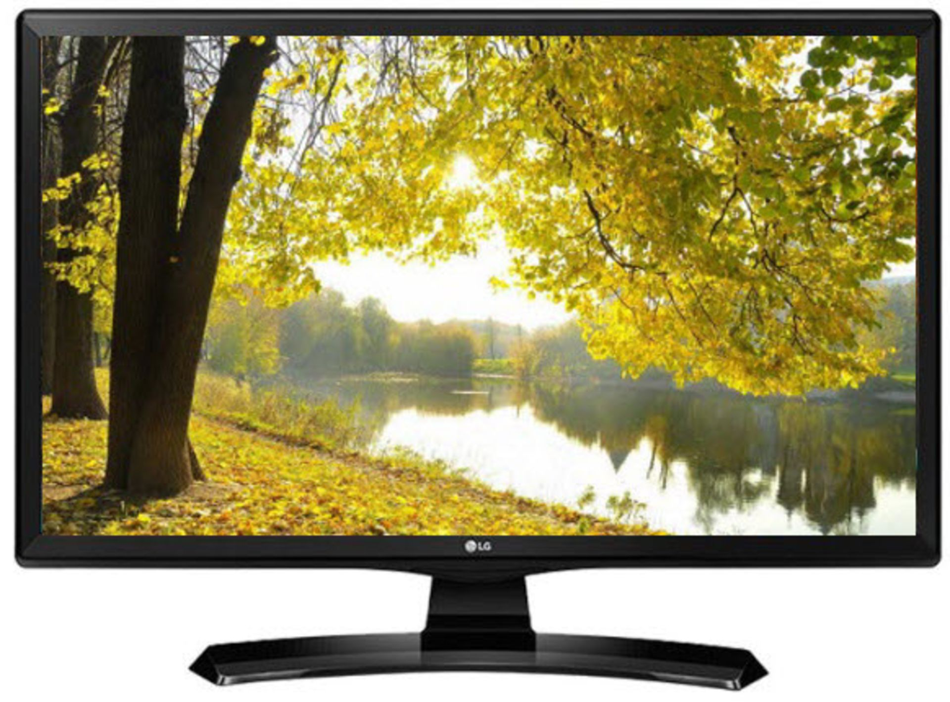 Lot 16037 - V Grade A LG 24 Inch HD READY LED TV WITH FREEVIEW HD 24MT49VF-PZ