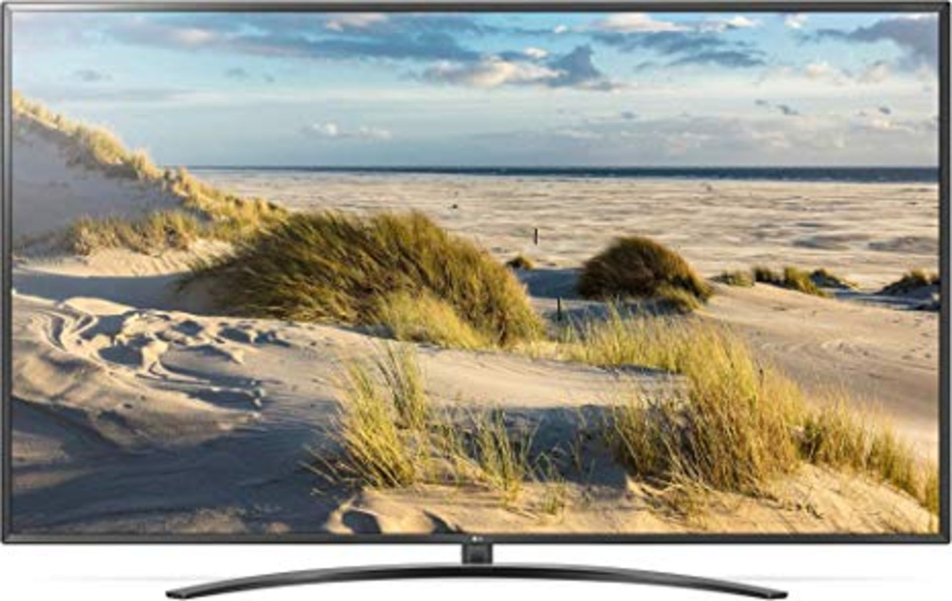 Lot 16046 - V Grade A LG 75 Inch ACTIVE HDR 4K ULTRA HD LED SMART TV WITH FREEVIEW HD & WEBOS & WIFI - AI TV