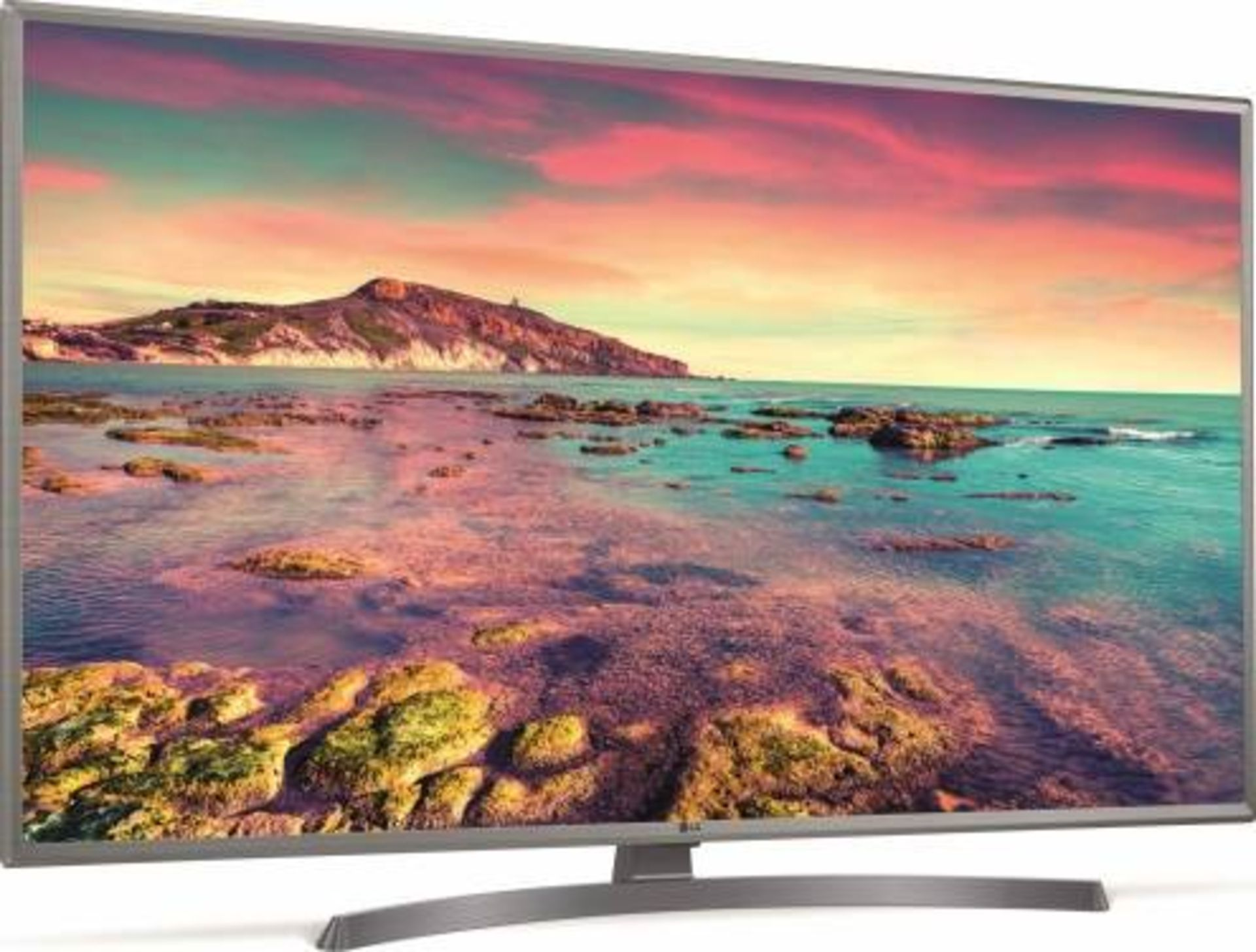 Lot 16048 - V Grade A LG 43 Inch FULL HD LED SMART TV WITH FREEVIEW HD & WEBOS & WIFI 43LK6100PLB