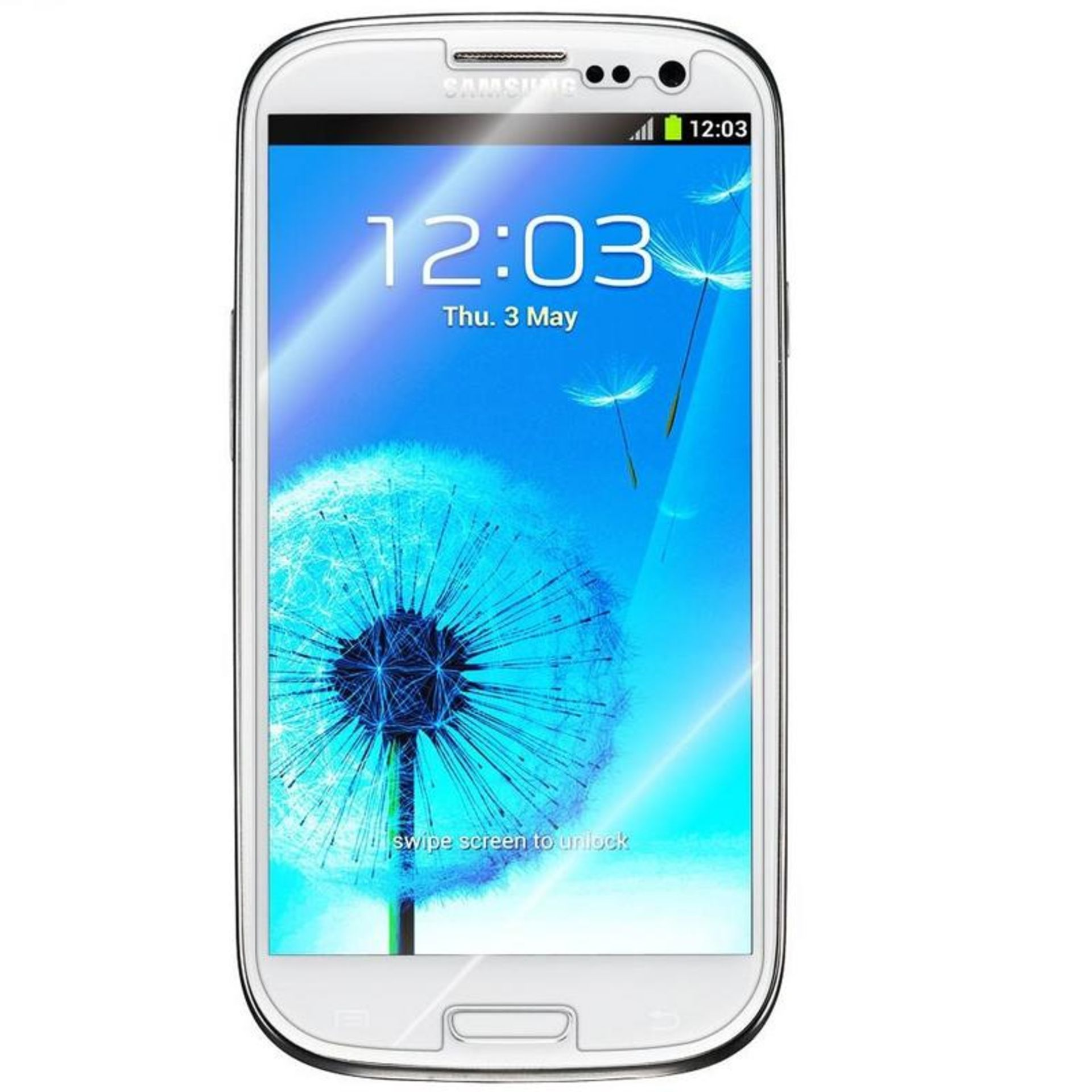 Lot 12062 - Grade A Samsung S3(i9300) Colours May Vary Item available approx 15 working days after sale