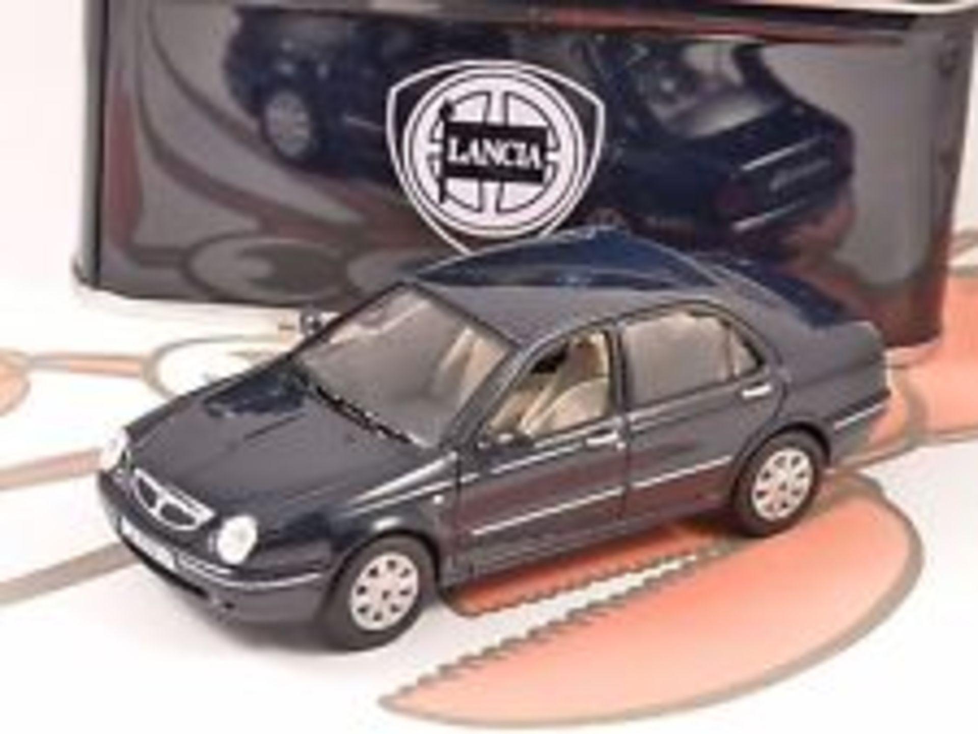 Lot 10381 - V Brand New 1/48 Die Cast 1999 Lancia Lybra - eBay Price £14.99