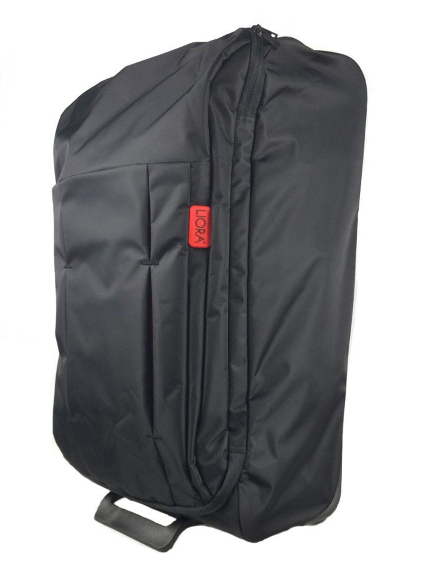 Lot 10126 - V Brand New Liora Lightweight 26cm Collapsible Rollercase Suitcase ISP 34.99