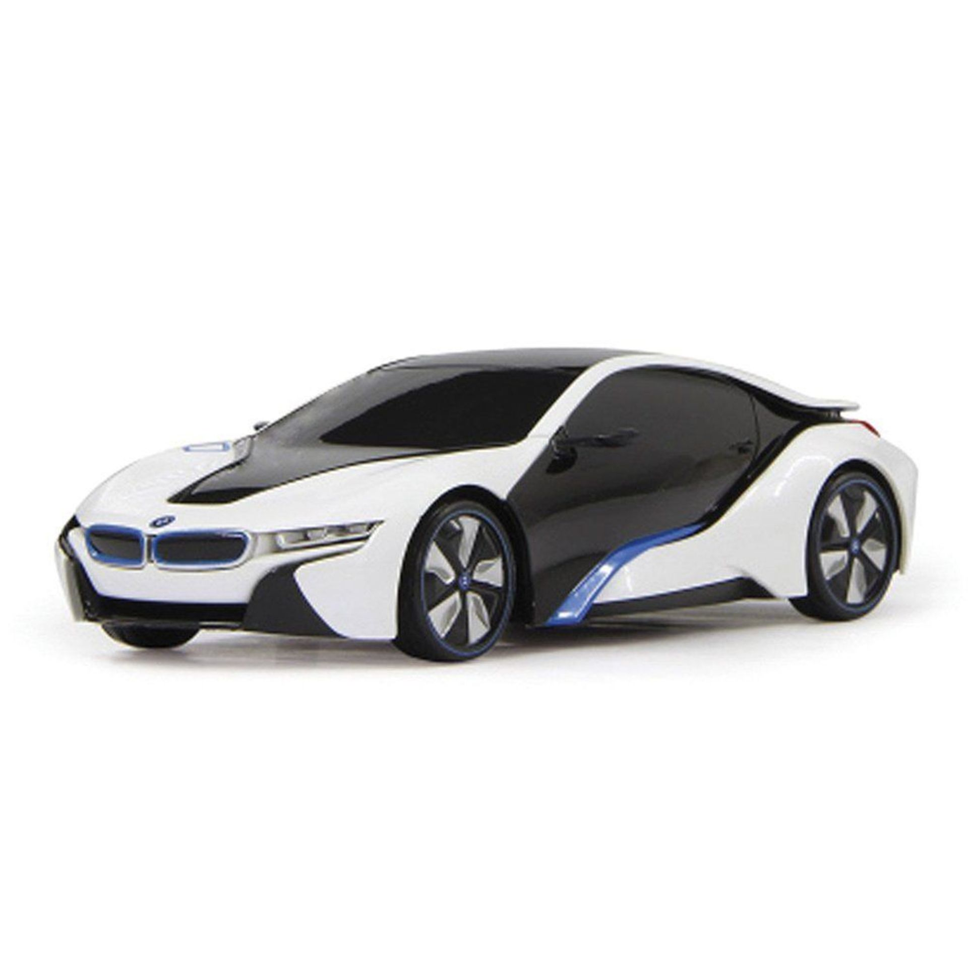Lot 12312 - V Brand New Officially Licensed R/C 1:24 BMW I8 - White - eBay Price £41.00