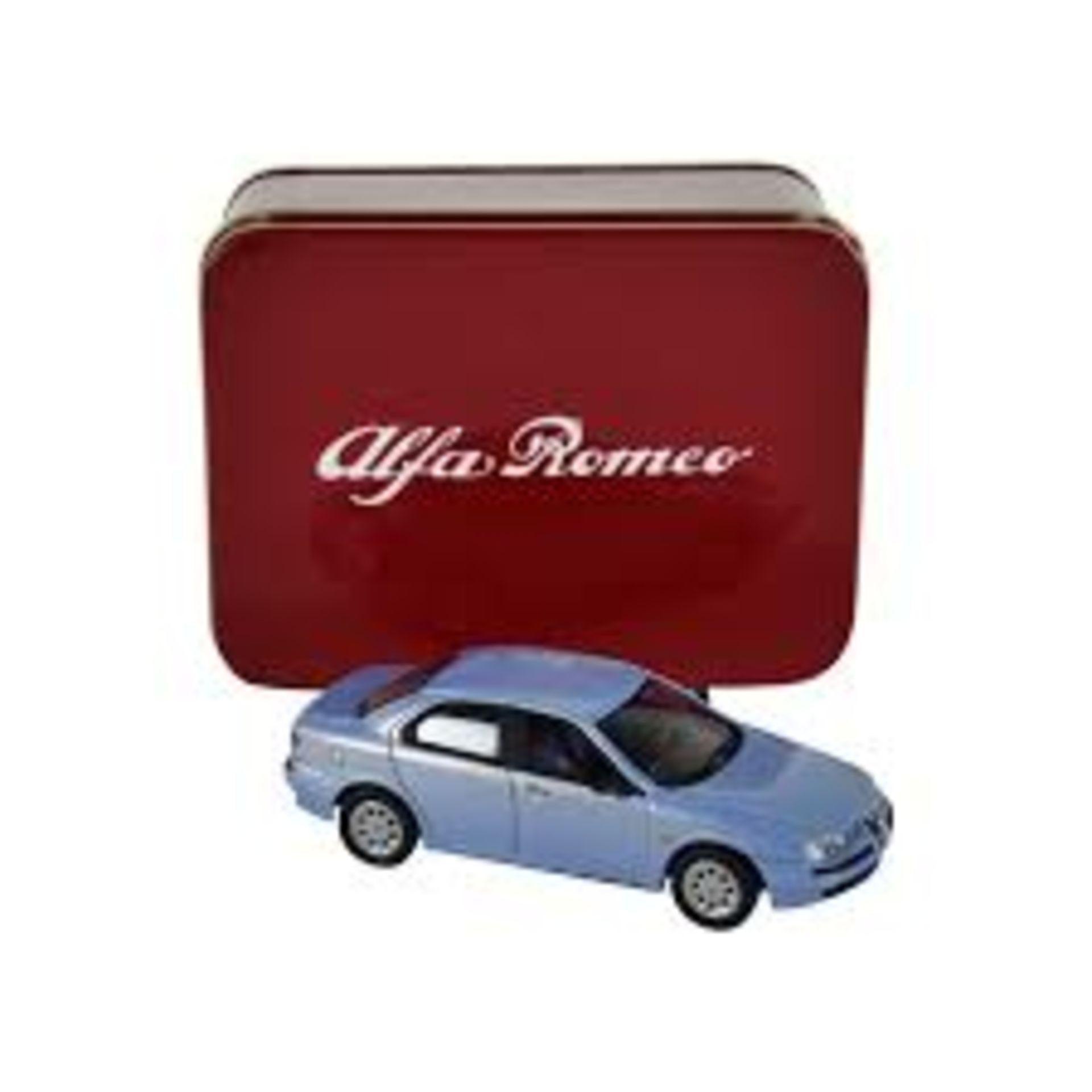 Lot 10035 - V Brand New 1/43 Diecast 1998 Alfa Romeo 156 - eBay Price £16.99