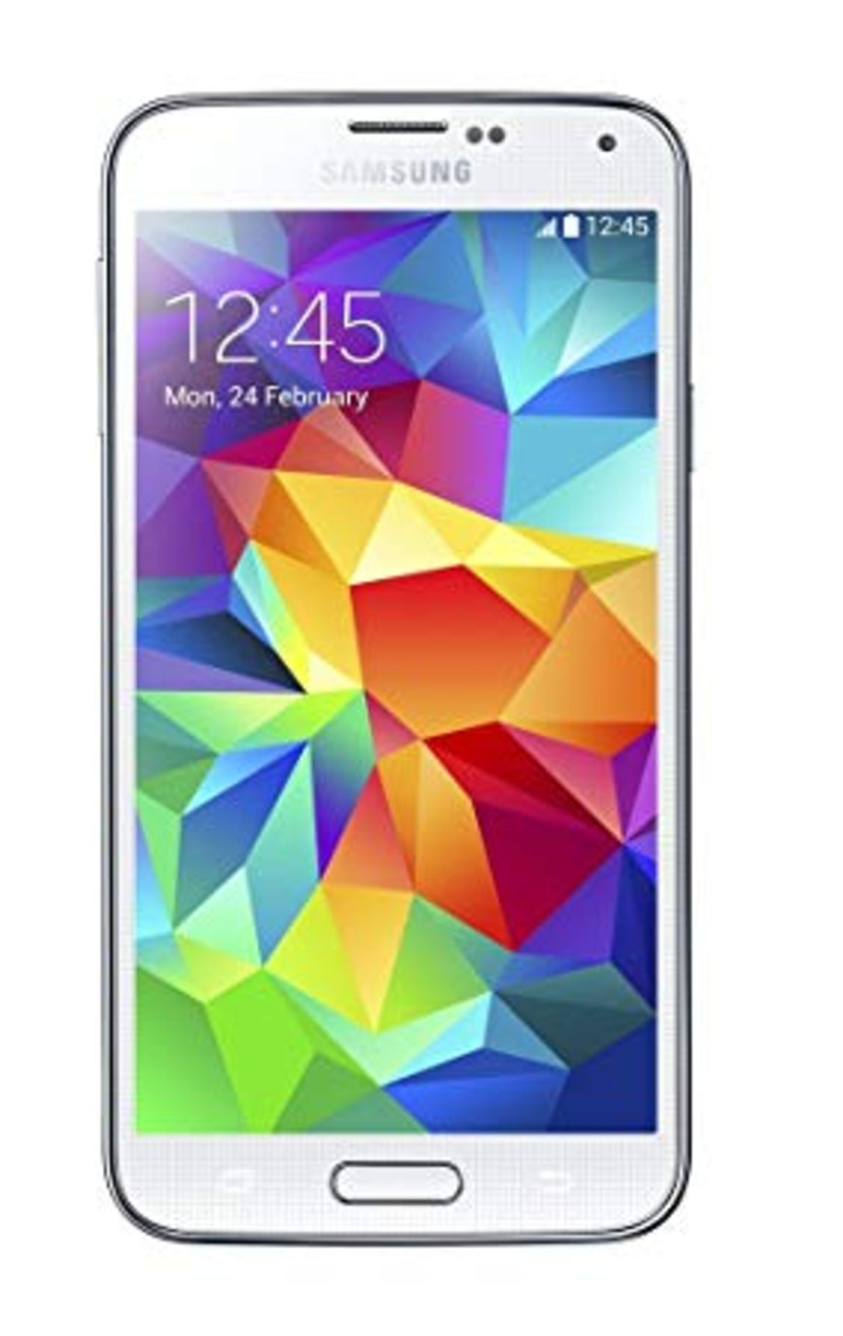 Lot 12060 - Grade A Samsung S5 ( G900F) Colours May Vary Item available approx 15 working days after sale